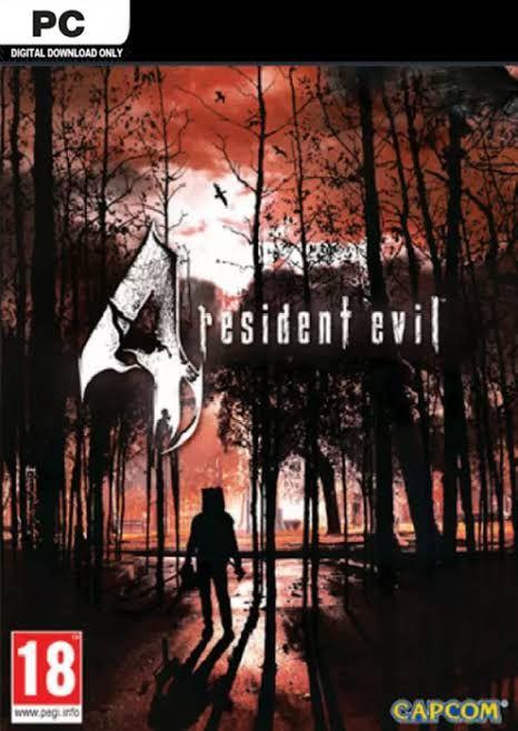 CDKeys: Resident Evil 4 HD (PC)