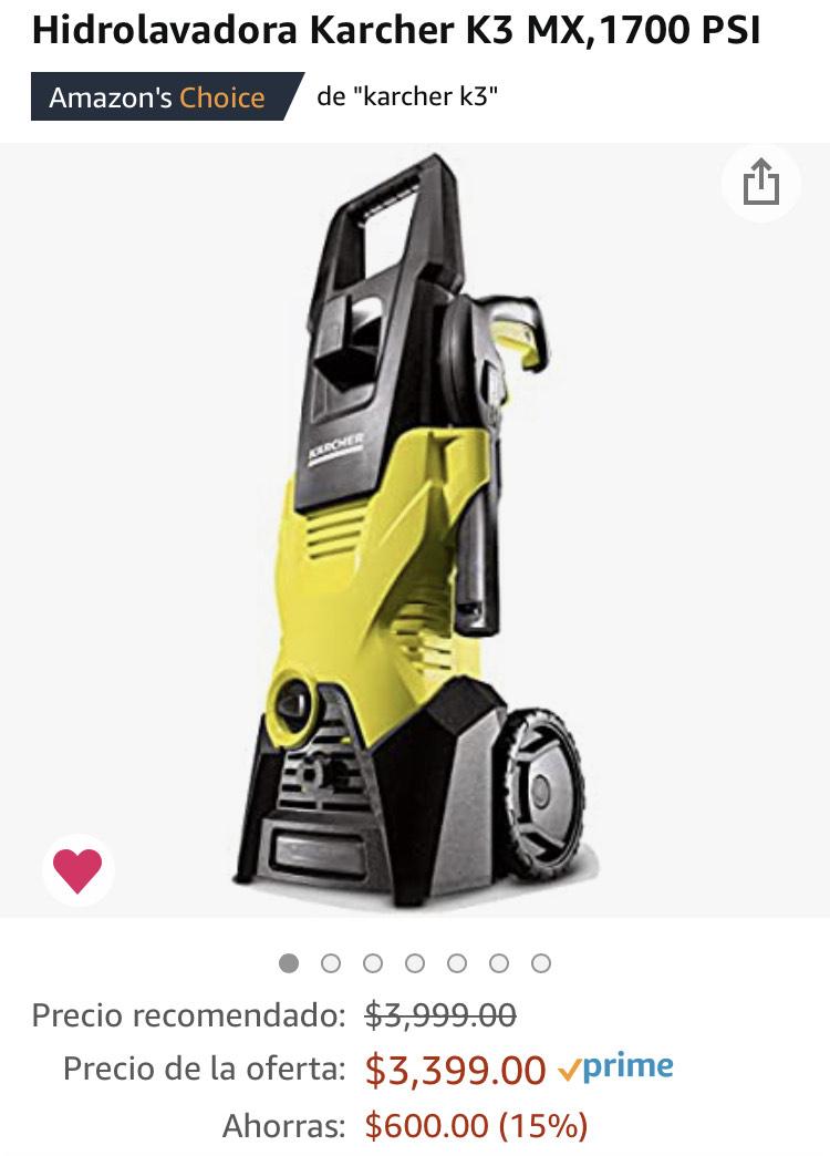 Amazon: Karcher K3