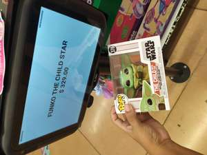 Walmart: Funko pop the child with cup