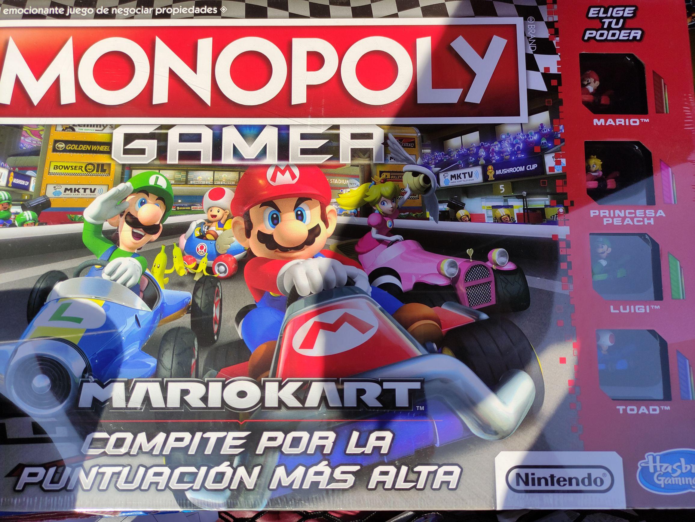 Walmart: Monopoly Mario Kart