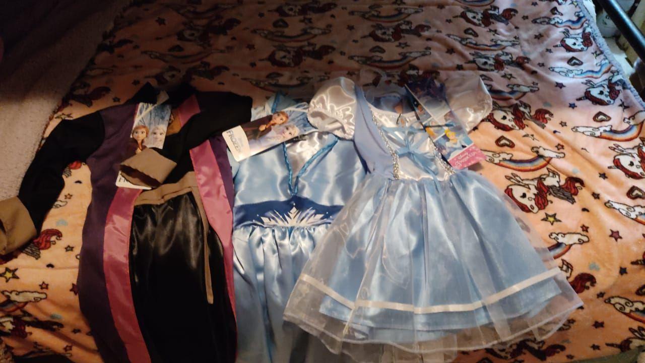 Bodega Aurrerá Trajes de princesas