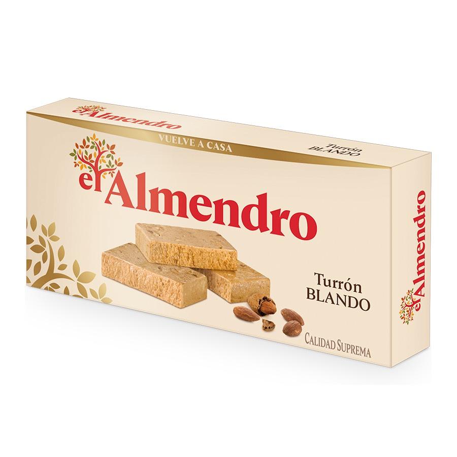 Walmart l: Turrón Blando El Almendro en $0.01 sin Promonovela