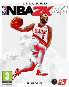 NBA 2K21: Llega a Xbox Game Pass (04-03)