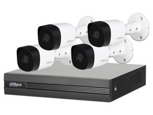 PCEL Kit de camaras de seguridad CCTV Dahua COOPER