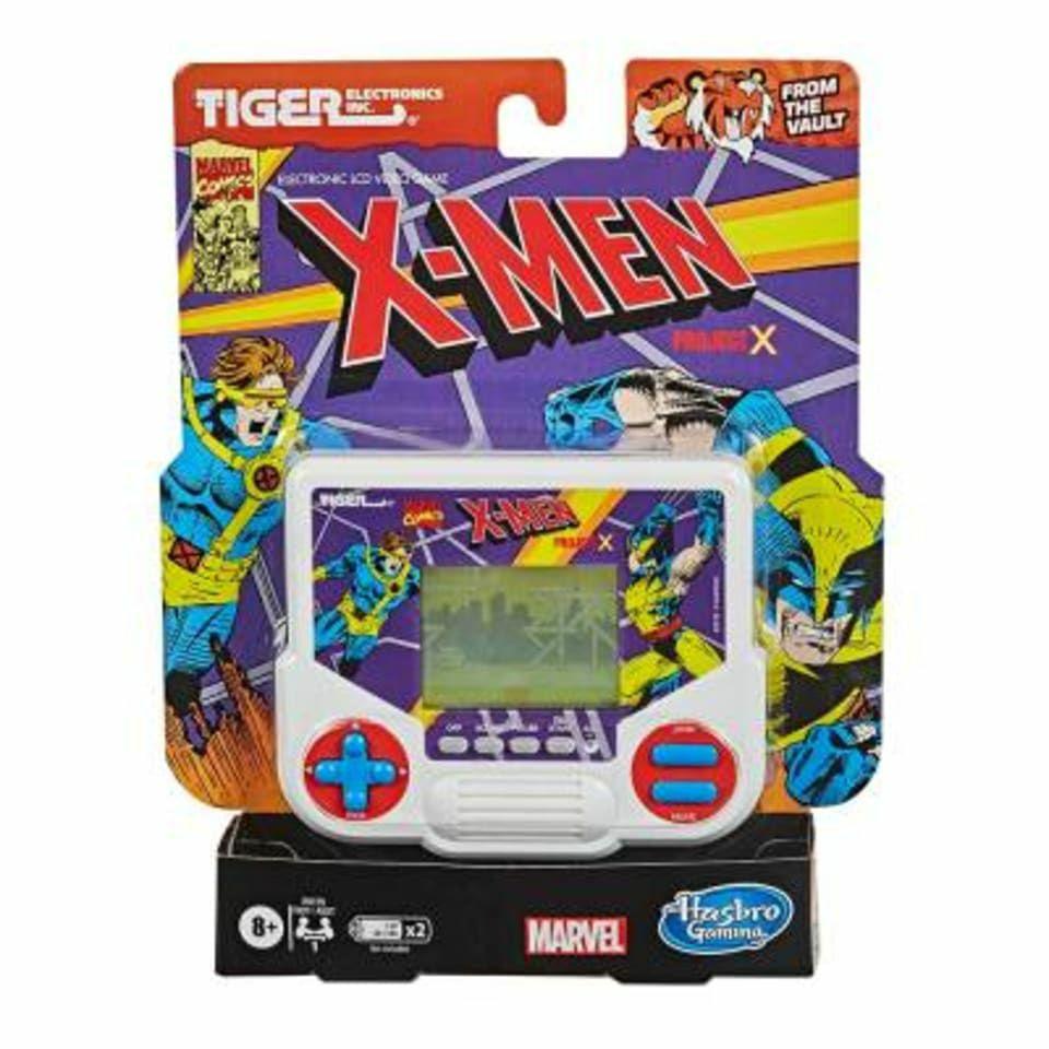 Walmart - Consola X-Men, Transformes, Sonic Hedgehog