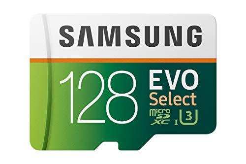 Amazon: Micro SD 128 GB Samsung Evo