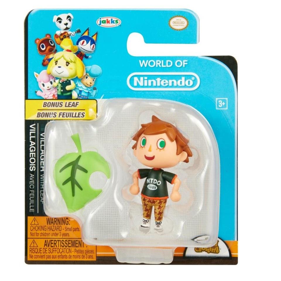 Walmart: Figura Villanger Nintendo 4 Pulgadas