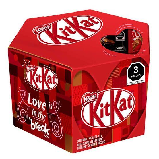 Walmart: 3 KitKat por 20 pesitos y tazas navideñas con chocolate a 15 pesitos