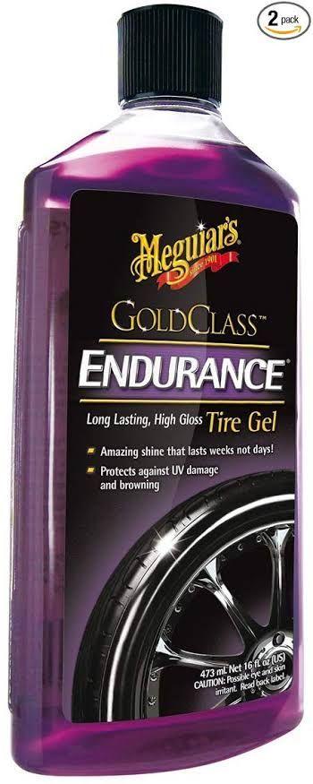 Amazon: MEGUIAR'S DKO G7516 Endurance Tire Gel Gel Protector de Llantas