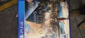 Walmart: Assassin's Creed Origins PS4