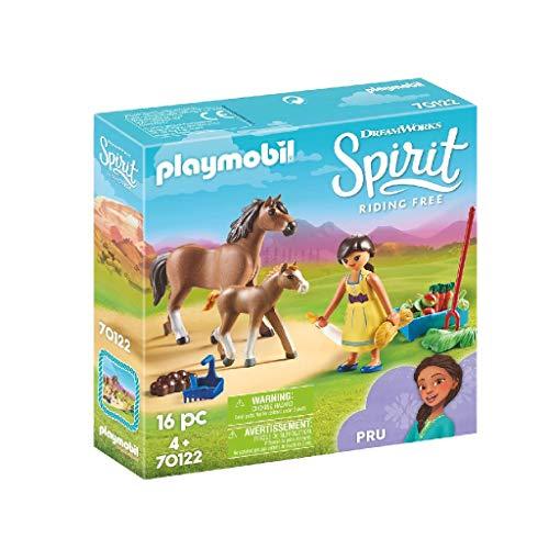 Amazon: Playmobil Spirit Riding Free: PRU con Caballo y Potro