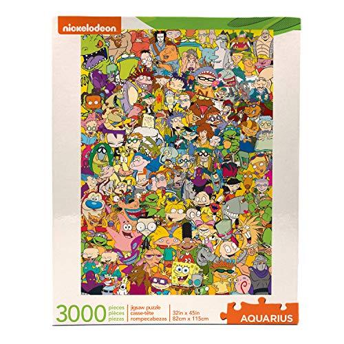Amazon: AQUARIUS Nick 90's 3000 pc Puzzle
