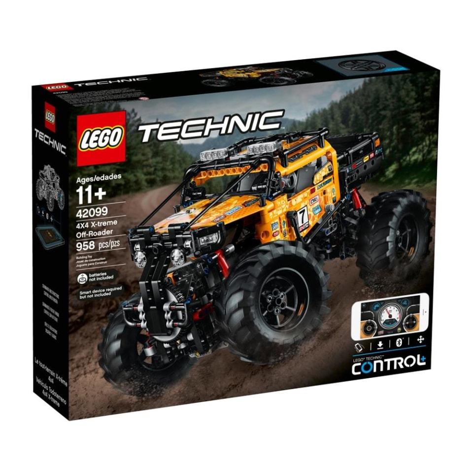 Walmart: Set LEGO Technic Vehículo Todoterreno 4x4 X-treme 42099