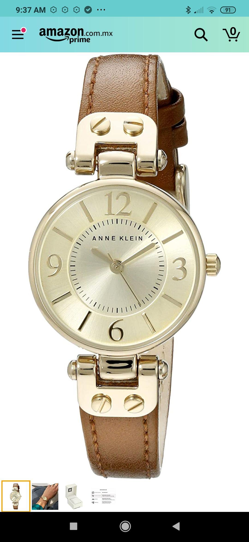 Amazon. Reloj para dama Anne Klein