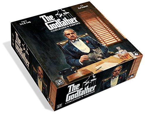 Amazon: The Godfather: Corleone's Empire - Juego de mesa