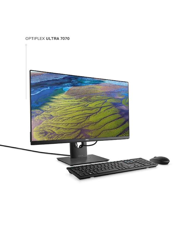 Liverpool: Computadora Dell Optiplex 7070 Ultra Intel core i7 16GB RAM 256GB SSD Win10 Pro 24 pulgadas ($18087 con cupón)