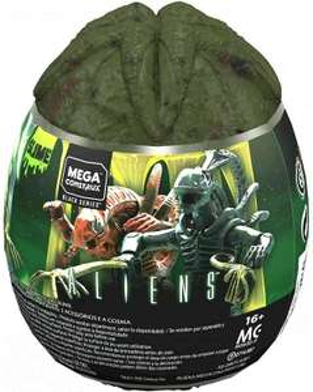 Walrtmart Mexicali,BC Mega Construx Aliens Black Series