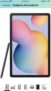 Amazon: SAMSUNG GALAXY TAB S6 lite