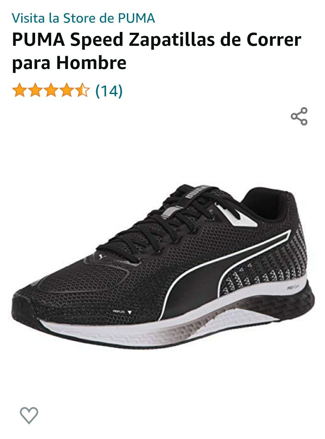 Amazon: tenis puma hombre