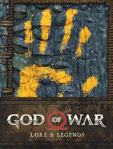 Amazon: Libro God of War: Lore and Legends. Pasta dura