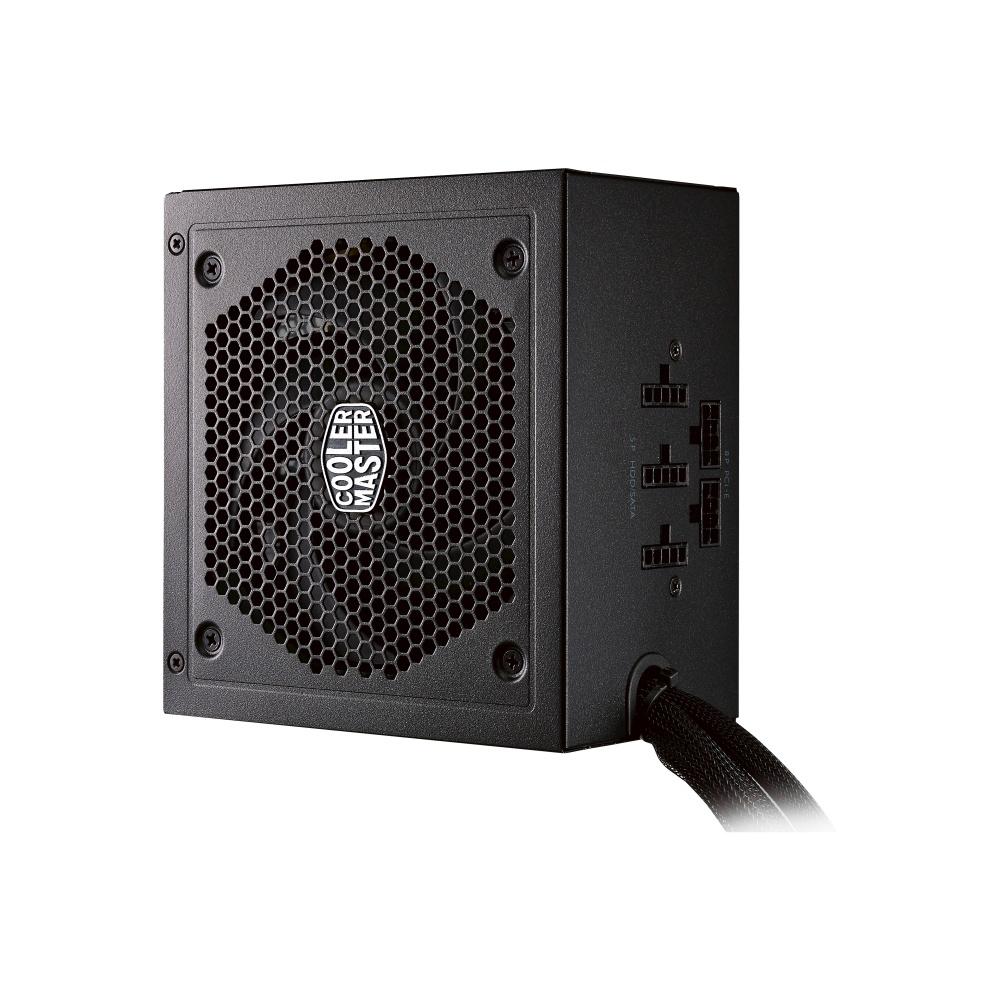 CyberPuerta Fuente de Poder Cooler Master MasterWatt 750 80 PLUS Bronze, 24-pin ATX, 120mm, 750W