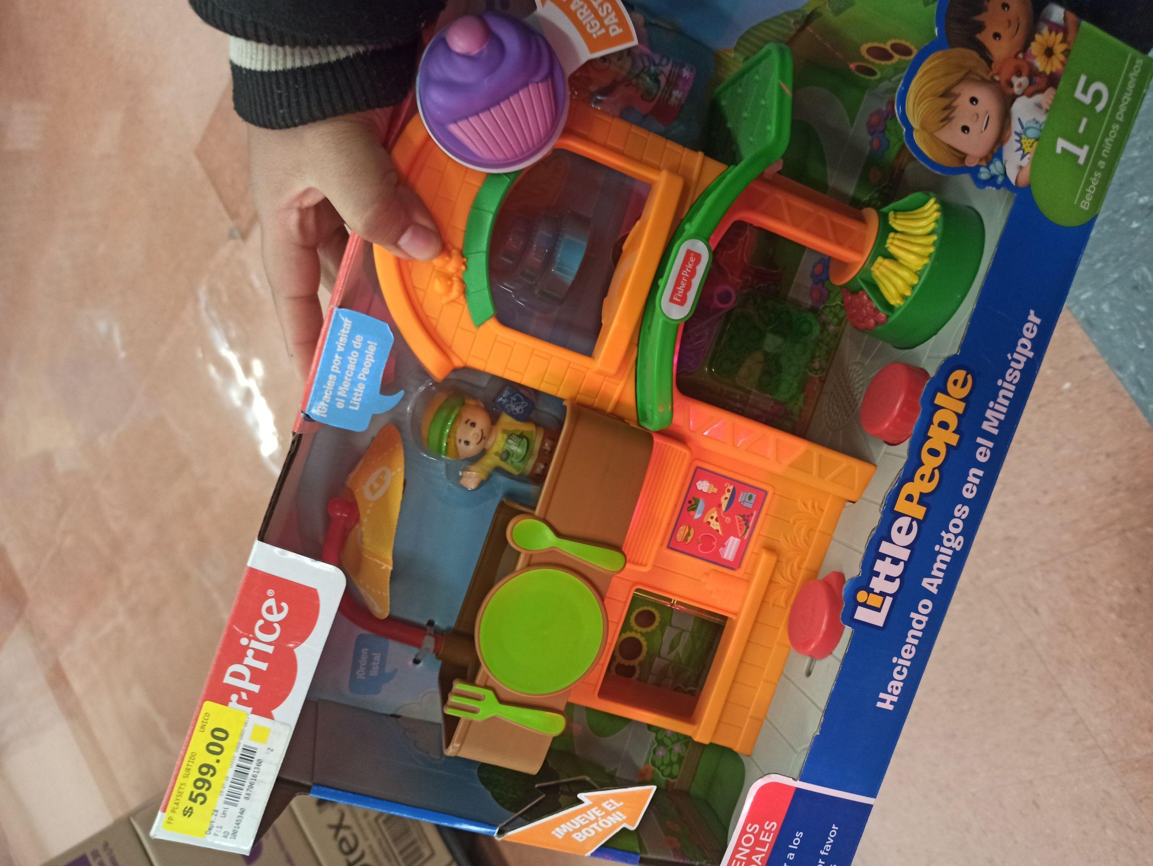 Walmart: Minisuper Little People
