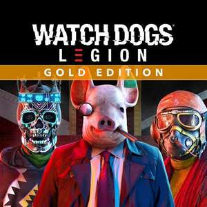 Xbox: Watch Dogs Legion Gold Edition con descuento