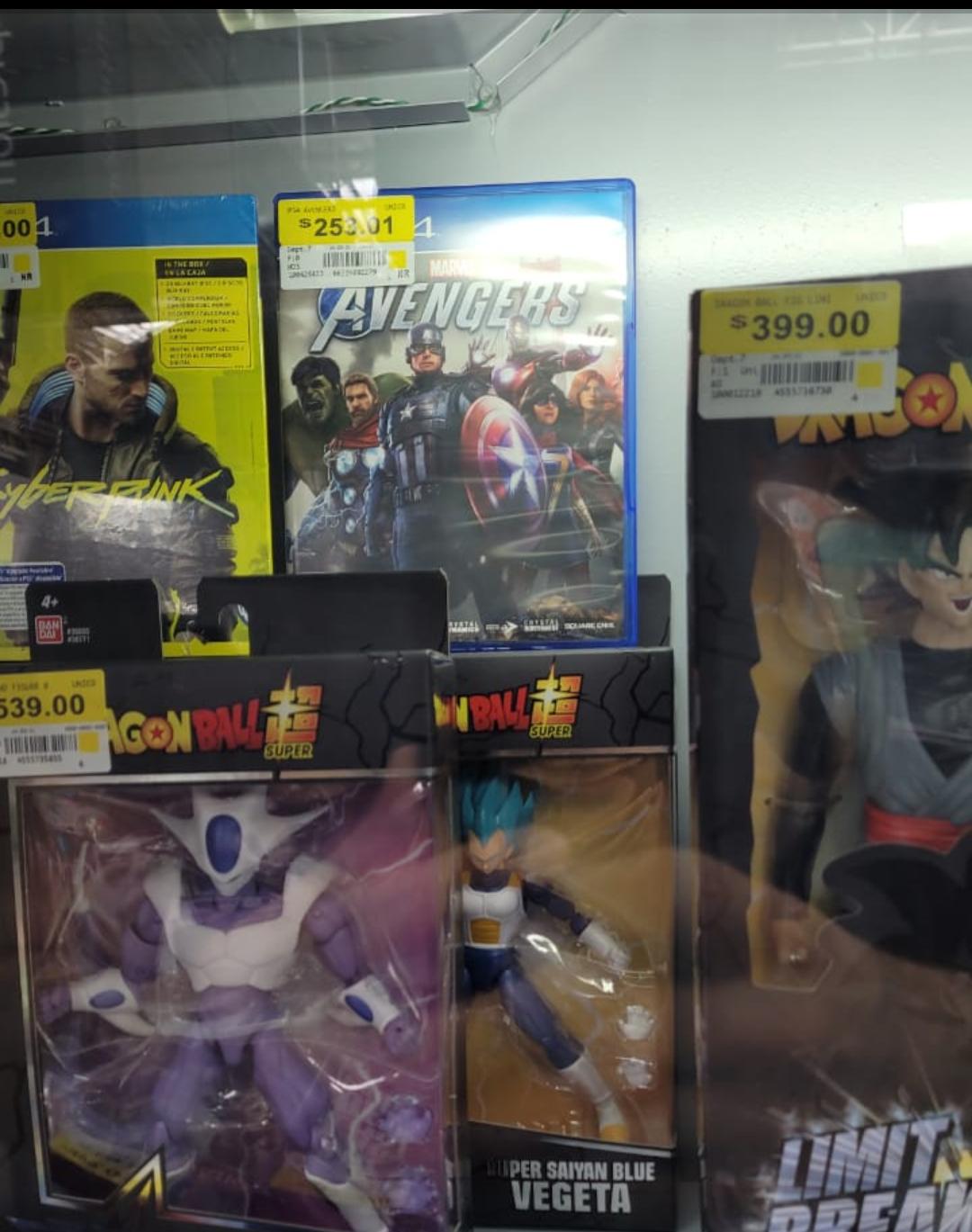 Walmart Mahatma Ghandi: Avengers PS4