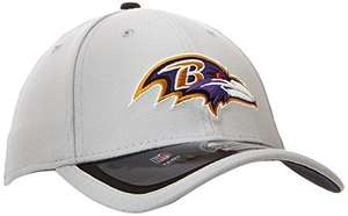 Amazon: NFL 2015 gris y Color del equipo 39Thirty gorra elástica