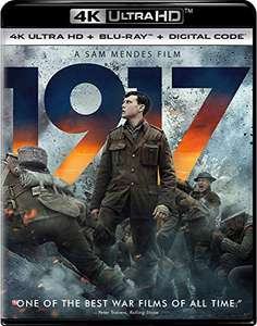 Amazon: 1917 4K Bluray