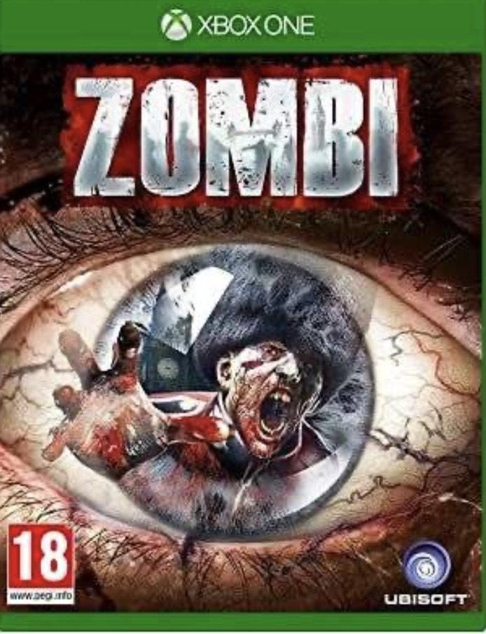 Xbox: Zombi oferta para Xbox one