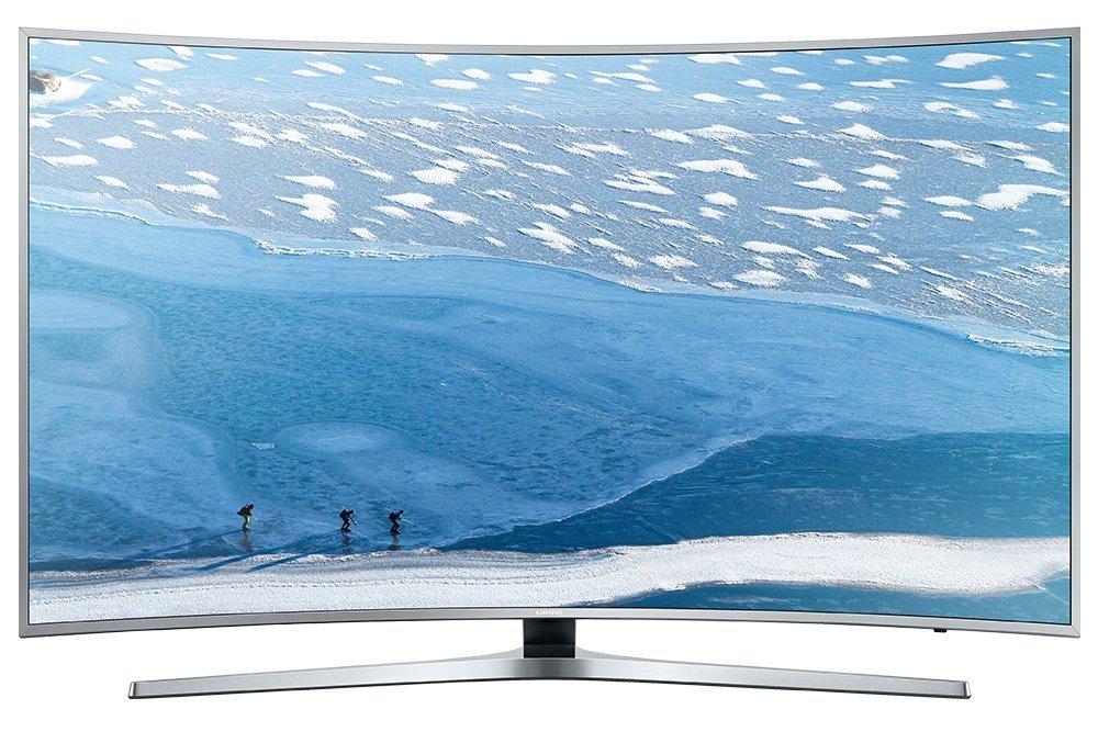 Amazon:  Pantalla curva 4K Samsung 49KU6500 a $13,713