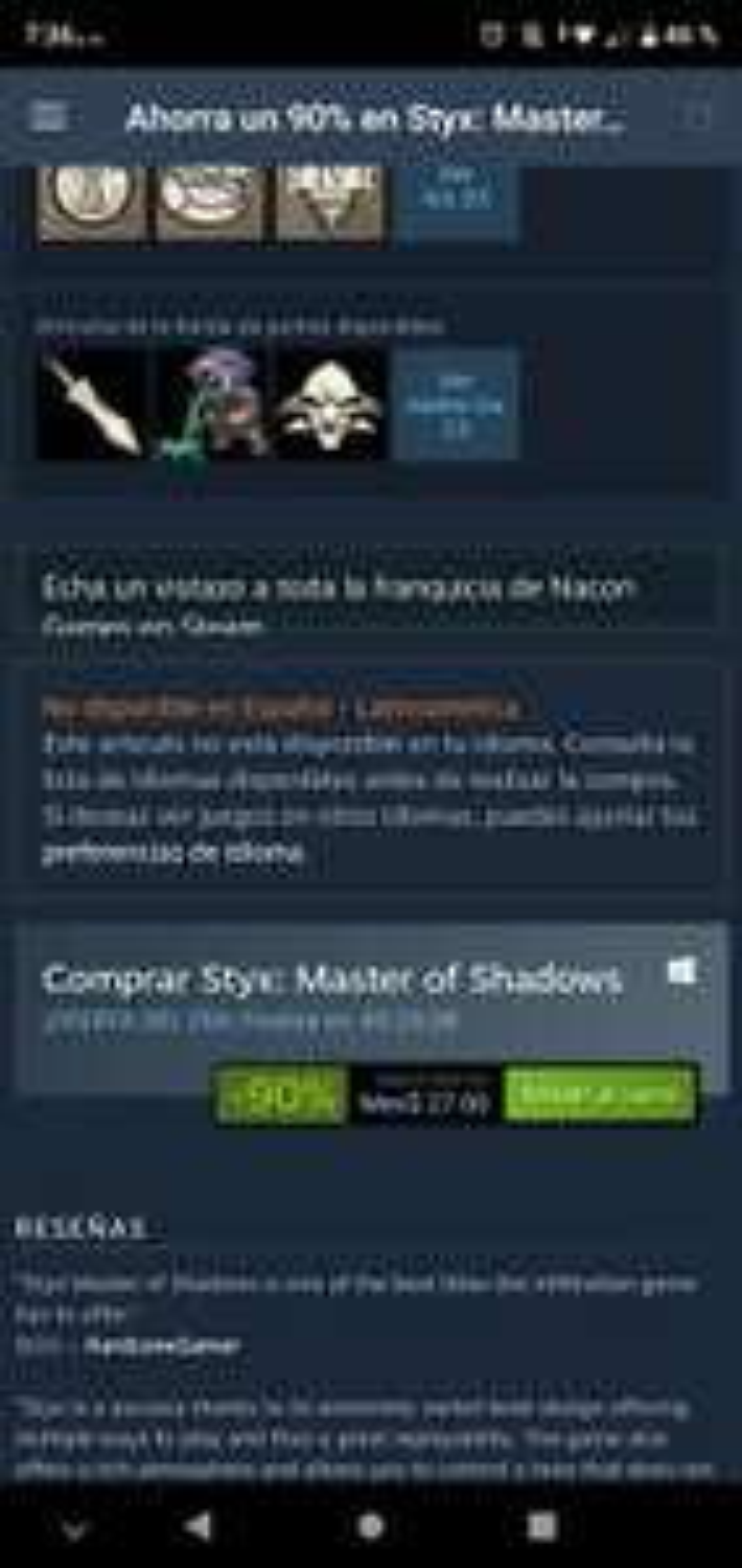 Steam: Juegos STYX (PC)