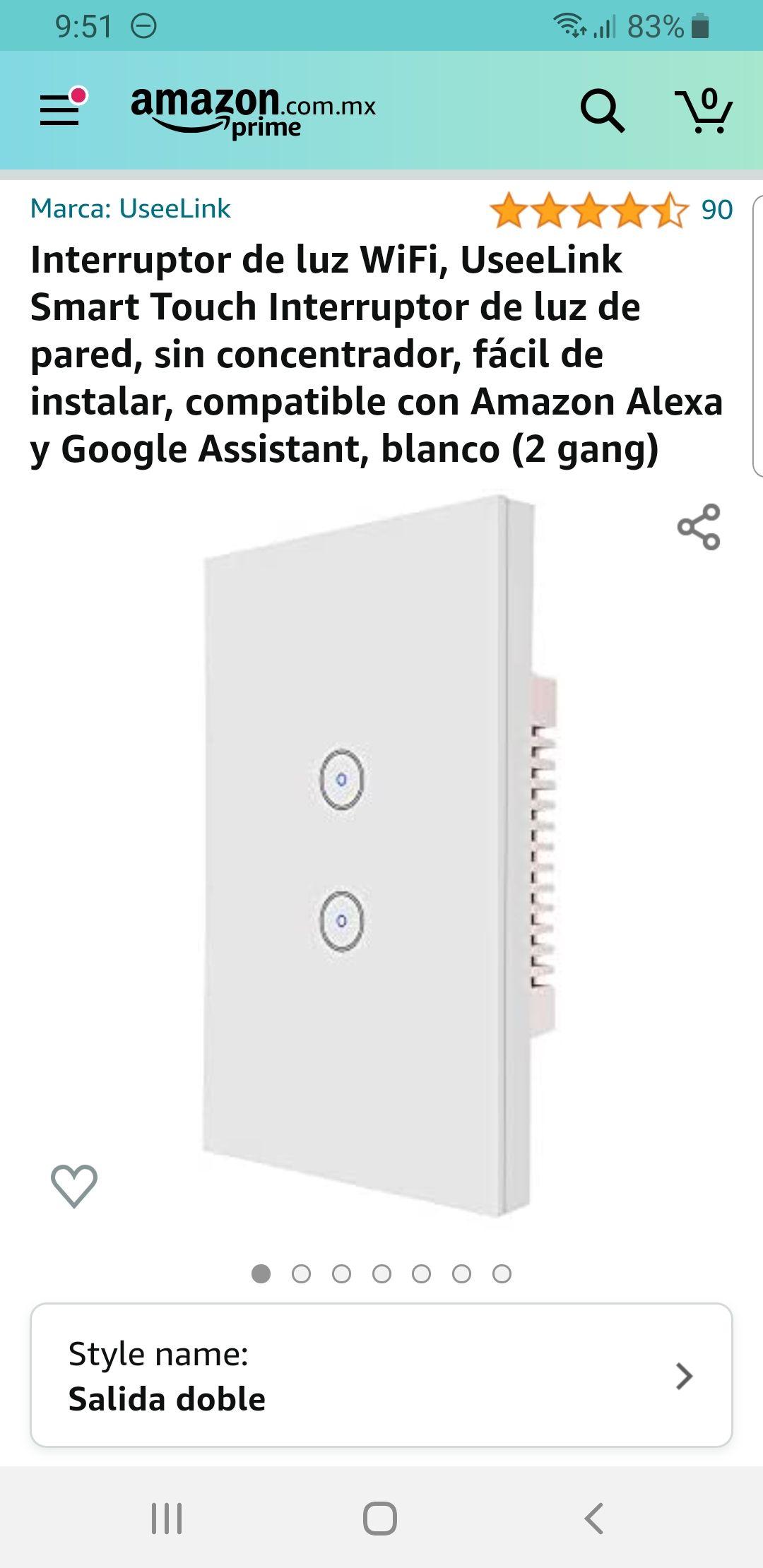 Amazon: Apagador inteligente