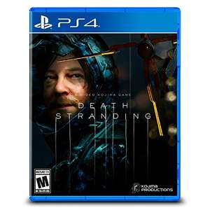 Amazon:death stranding ps4