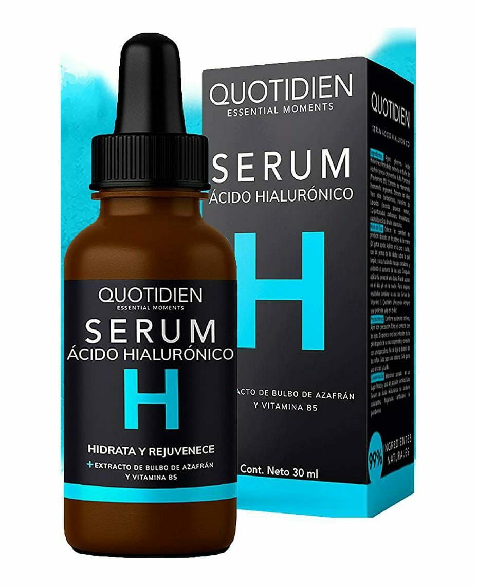 Amazon: Serum H ácido hialurónico cupón más descuento