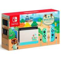 Linio: Consola Nintendo Switch 1.1 Edición Animal Crossing con TDC Citibanamex