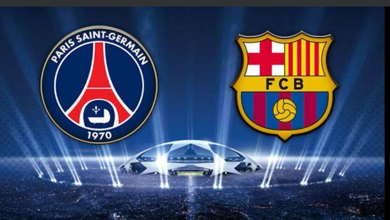 UEFA Champions League: PSG vs Barcelona gratis en vivo por Facebook live HOY 2 pm