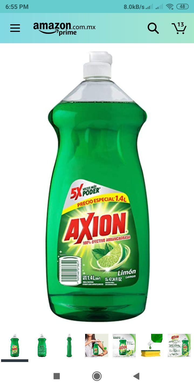 Amazon: Axion liquido 1.4L