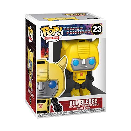 Amazon: Funko pop! Retro Toys: Bumblebee Transformers