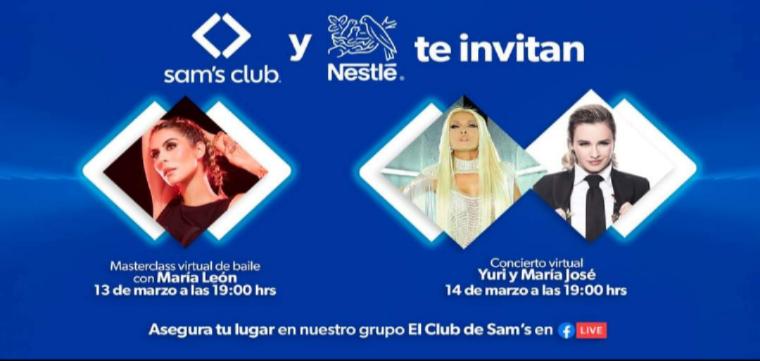 Sam's Club: Evento Online Gratis
