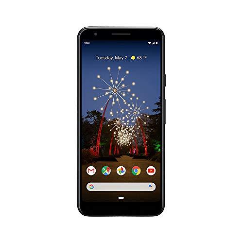 Amazon: Google Smartphone Pixel 3A Desbloqueado - 64GB - Color Negro