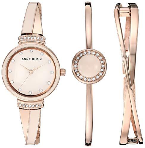 Amazon: Set de reloj para mujer Anne Klein