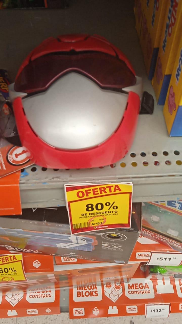 Soriana Tacuba: Juguetes -80%