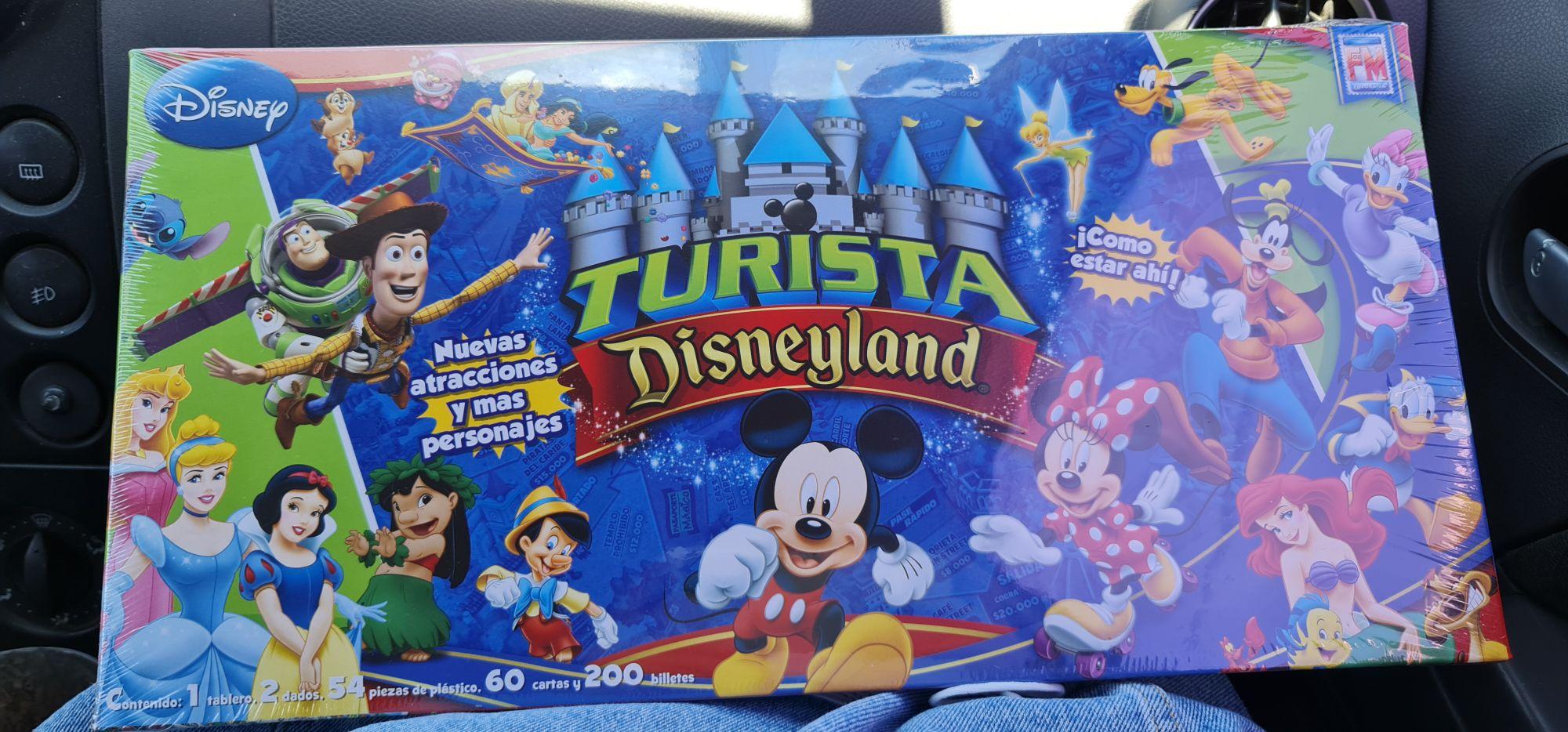 Walmart: Turista Disneyland
