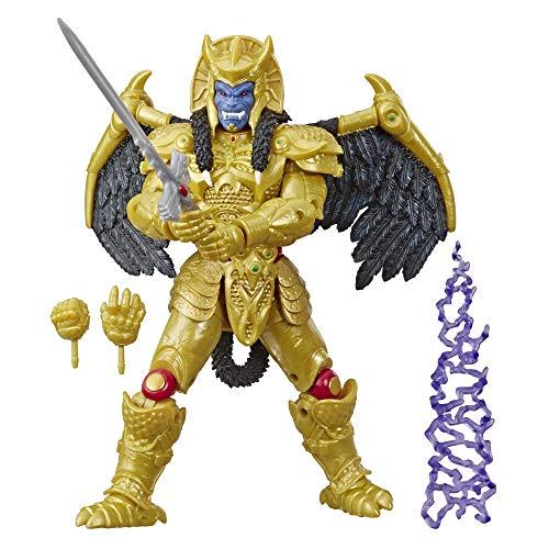 Amazon: Power Rangers Lightning Collection Mighty Moprhin Goldar Action Figure