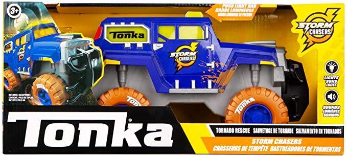Amazon: Basic Fun Tonka - Mega Machines Storm Chasers L&S - Tornado