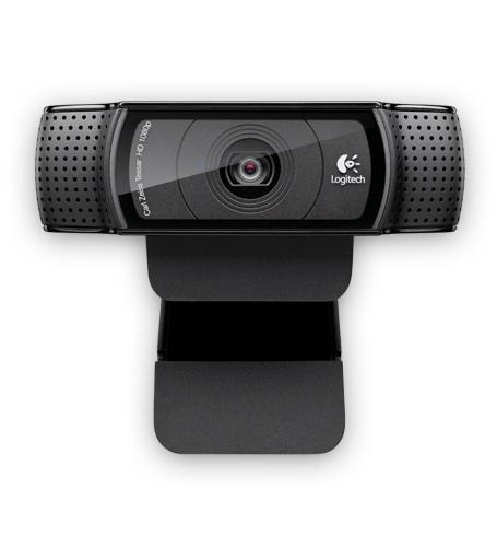 CyberPuerta: Logitech Webcam HD Pro C920 con Micrófono