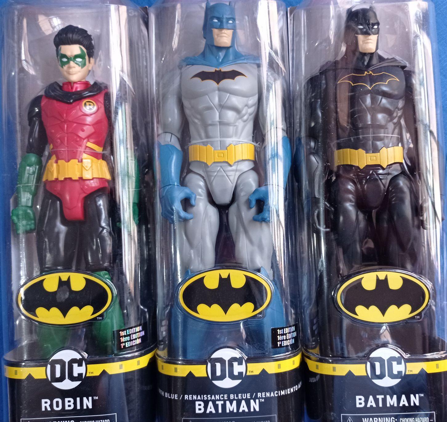 Bodega Aurrerá, Batman y Robin de SpinMaster