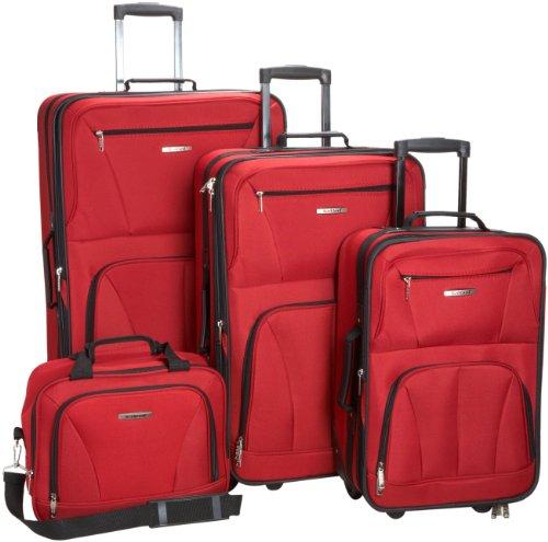 Amazon: Set de 4 maletas Rockland